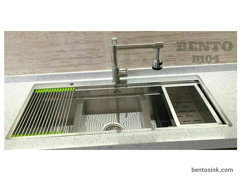 سینک ظرفشویی بنتو مدل B104