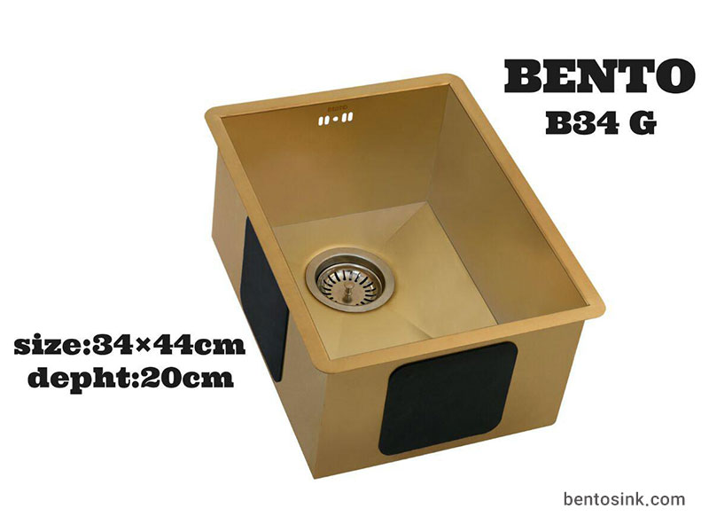 سینک ظرفشویی بنتو مدل B34 G