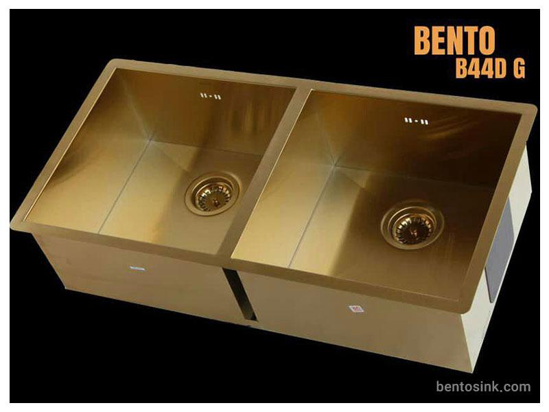 سینک ظرفشویی بنتو مدل B44D G