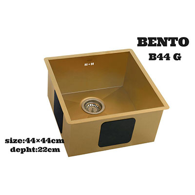 سینک ظرفشویی بنتو مدل B44 G
