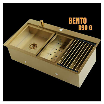 سینک ظرفشویی بنتو مدل B90 G