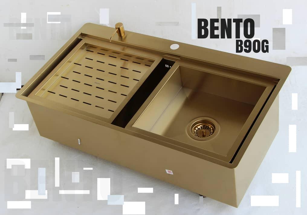 Bento b90 Gold